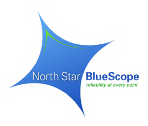North Start BlueScope logo